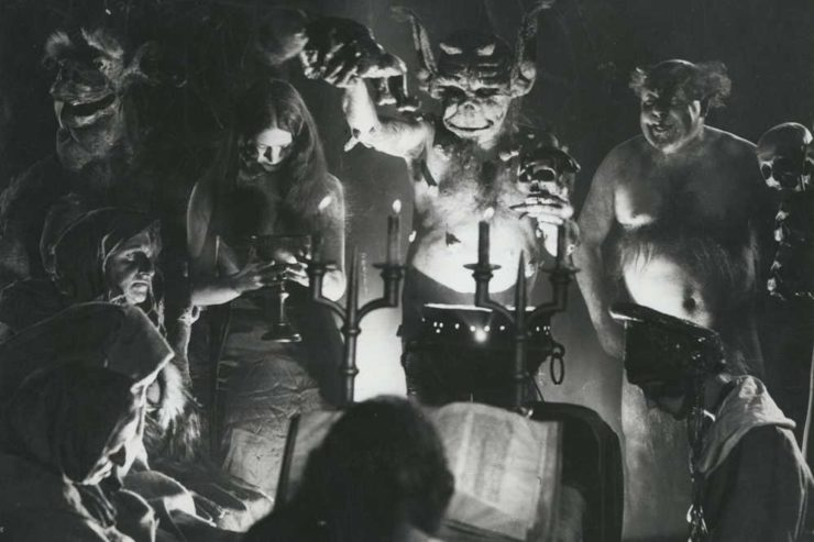 Häxan (Witchcraft Through the Ages) at USC Art Gallery