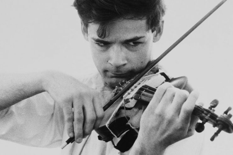 MONO X QFF Screening of Tony Conrad: Completely in the Present